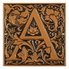 <strong>Whitehall Products</strong> Cloister Monogram Wall Décor
