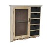 <strong>Shabby 5 Drawer Wall Cabinet</strong> by Cheungs
