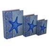 Cheungs 3 Piece Starfish Book Box Set