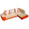 <strong>A+ Child Supply</strong> Blossom Corner Kid's Sofa Set