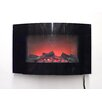 Proman Products Aspen Flame Wall Mount Electric Fireplace