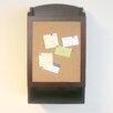 "Proman Products Door Entry Organizer 2' x 1'1"" Bulletin Board"