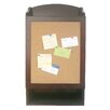 Proman Products Door Entry Organizer Bulletin Board