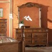 <strong>Greystone</strong> Bella 7 Drawer Dresser and Mirror Set