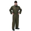 Aeromax Adult Armed Forces Pilot Suit with Embroidered Cap Costume