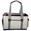 <strong>Fashion 'Yacht Polo' Pet Carrier</strong> by Pet Life