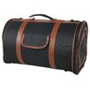<strong>Airline Approved Fashion 'Bark Avenue' Cylinder Posh Pet Carrier</strong> by Pet Life