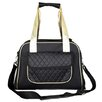 Pet Life Airline Approved Mystique Fashion Pet Carrier