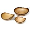 Enrico Mango Serving Bowl 3 Piece Set