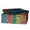 Veratex, Inc. Rainbow Leopard Sheet Set