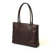 <strong>Vintage Leather Laptop Carry Tote Bag</strong> by Solo Cases