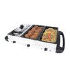 E-Ware Multicooker Buffet Server and Grill in Stainless Steel