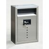 Ecco Stainless Steel Locking Mailbox
