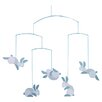 <strong>Circular Bunnies Mobile</strong> by Flensted Mobiles