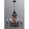 Eurofase Casanova 9 Light Chandelier