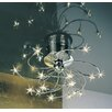 Eurofase Starburst 15 Light Semi Flush Mount