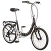 Schwinn Folding Loop - Aluminum Frame 7 Speed Cruiser Bike