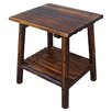 <strong>Accent Log Side Table</strong> by United General Supply CO., INC