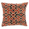 The Threads of Life Handwoven Ikat Cushion