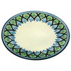 "<strong>Novica</strong> The Roberto Perez 7.5"" Ceramic Dessert Plate (Set of 2)"