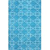 nuLOOM Cine Light BlueMaggie Area Rug