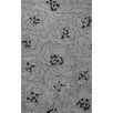nuLOOM Cine Grey Evelyn Area Rug