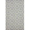 nuLOOM Air Libre Grey Charles Indoor/Outdoor Area Rug
