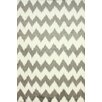 nuLOOM Block Island Grey Borris Area Rug