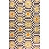 nuLOOM Heritage Francene Brown Area Rug