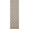 nuLOOM Velu Light Grey Milagros Rug
