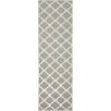 nuLOOM Velu Light Grey Tastina Rug