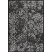 nuLOOM Dawn Black Keva Indoor/Outdoor Rug