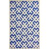 nuLOOM Varanas Royal Blue Julien Rug