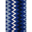 <strong>Barcelona Blue Zoren Rug</strong> by nuLOOM