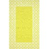 nuLOOM Heritage Alice Lemon Area Rug