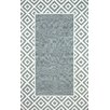 nuLOOM Heritage Alice Grey Area Rug