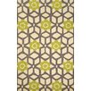 nuLOOM Heritage Jacquelyn Yellow Geometric Area Rug