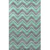 nuLOOM Gradient Green Soni Area Rug
