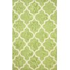 nuLOOM Varanas Green Holly Rug