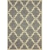 nuLOOM Dawn Grey Engcwor Indoor/Outdoor Rug
