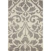 nuLOOM Dawn Grey Wariss Rug