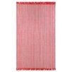 nuLOOM Chindi Red Kellore Rug