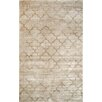 nuLOOM Trellis Sonya Machine Made Ivory Area Rug