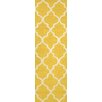 nuLOOM Holly Hand Tufted Yellow Area Rug
