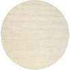 nuLOOM Textures Ivory Chunky Woolen Cable Rug
