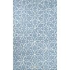 nuLOOM Filigree Blue Hecha Area Rug