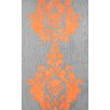 nuLOOM Vista Orange Josephine Cotton Rug