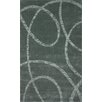 nuLOOM Gradient Loops Light Grey Area Rug