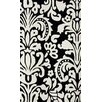 Pop Paris Black/White Rug