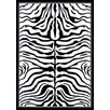 nuLOOM Safari Black and White Cyroth Rug